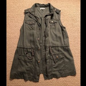 Army Green Altard State Vest Size M